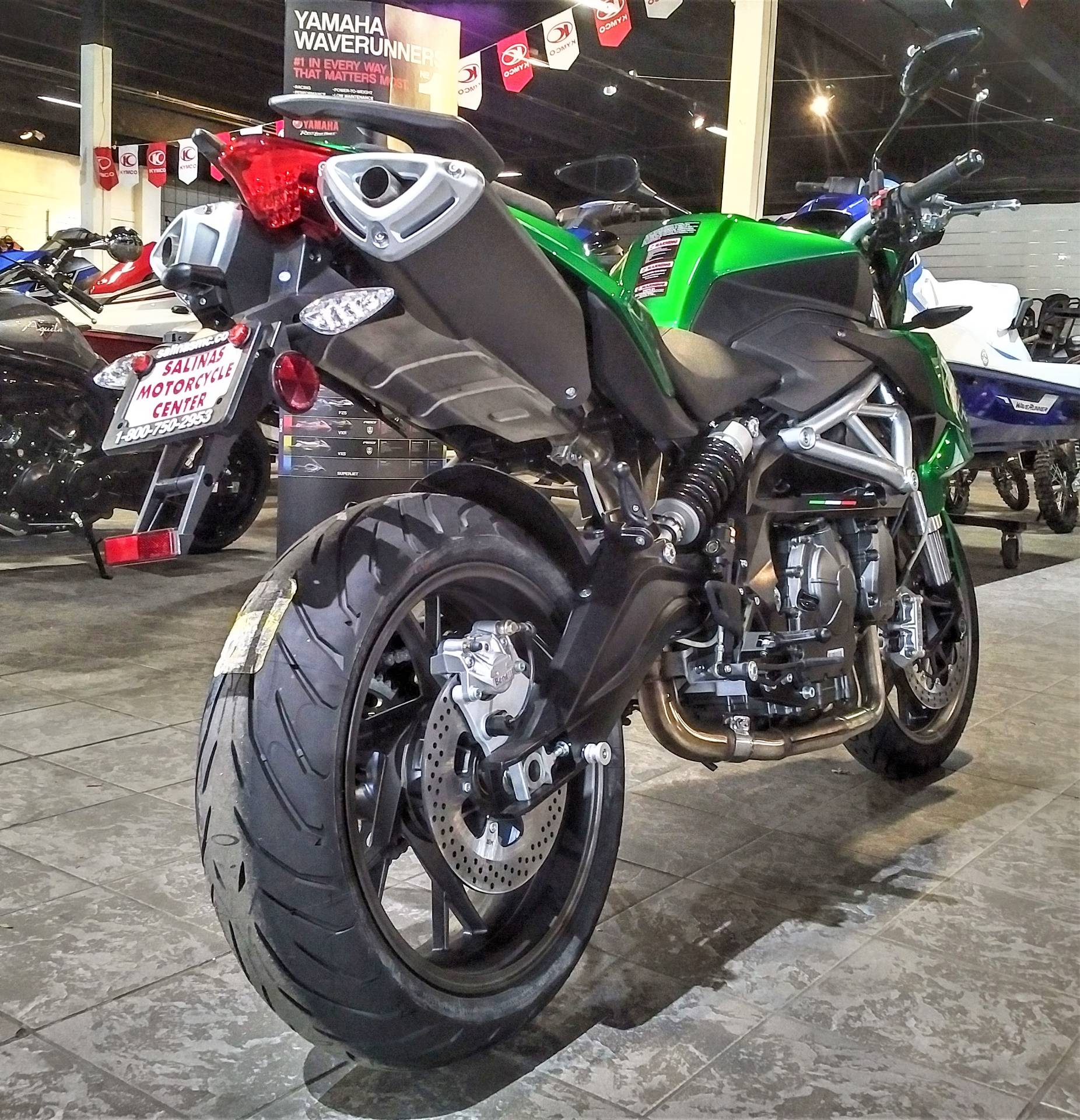 2017 Benelli TNT600 in Salinas, California - Photo 9