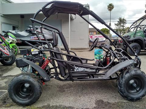 2018 Hammerhead Off-Road MudHead 208R in Salinas, California