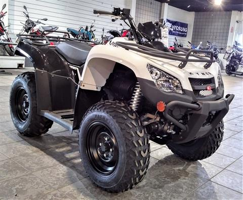 2020 Kymco MXU 450i in Salinas, California - Photo 4