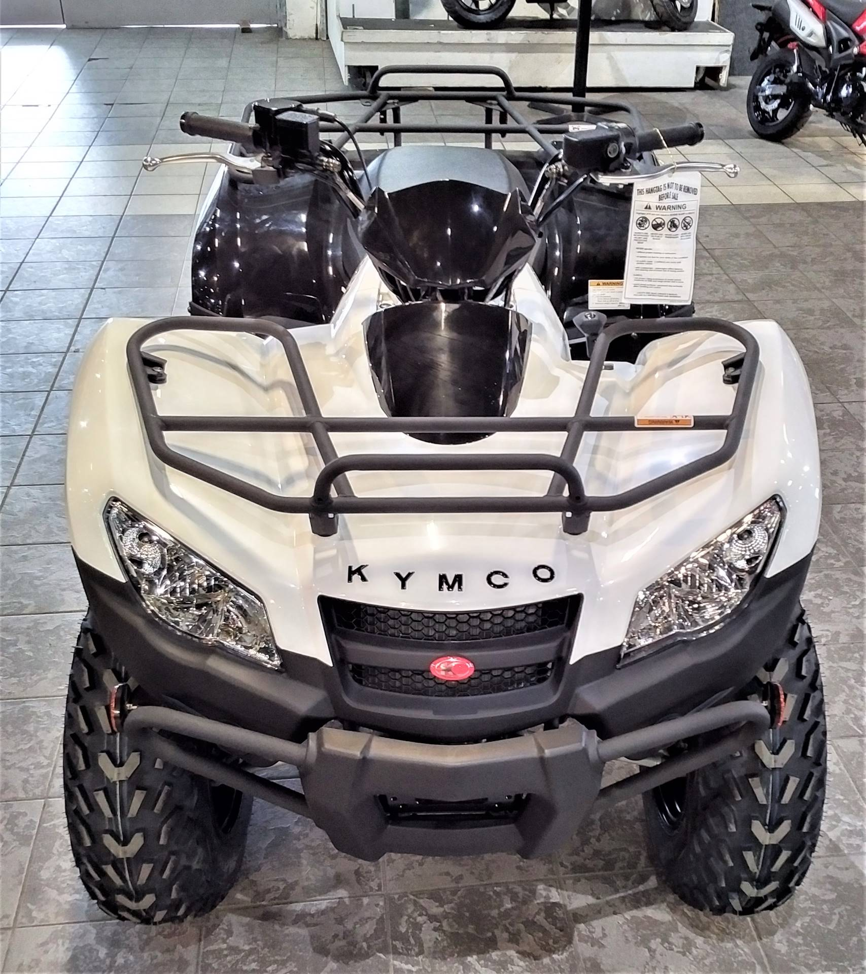 2020 Kymco MXU 450i in Salinas, California - Photo 10