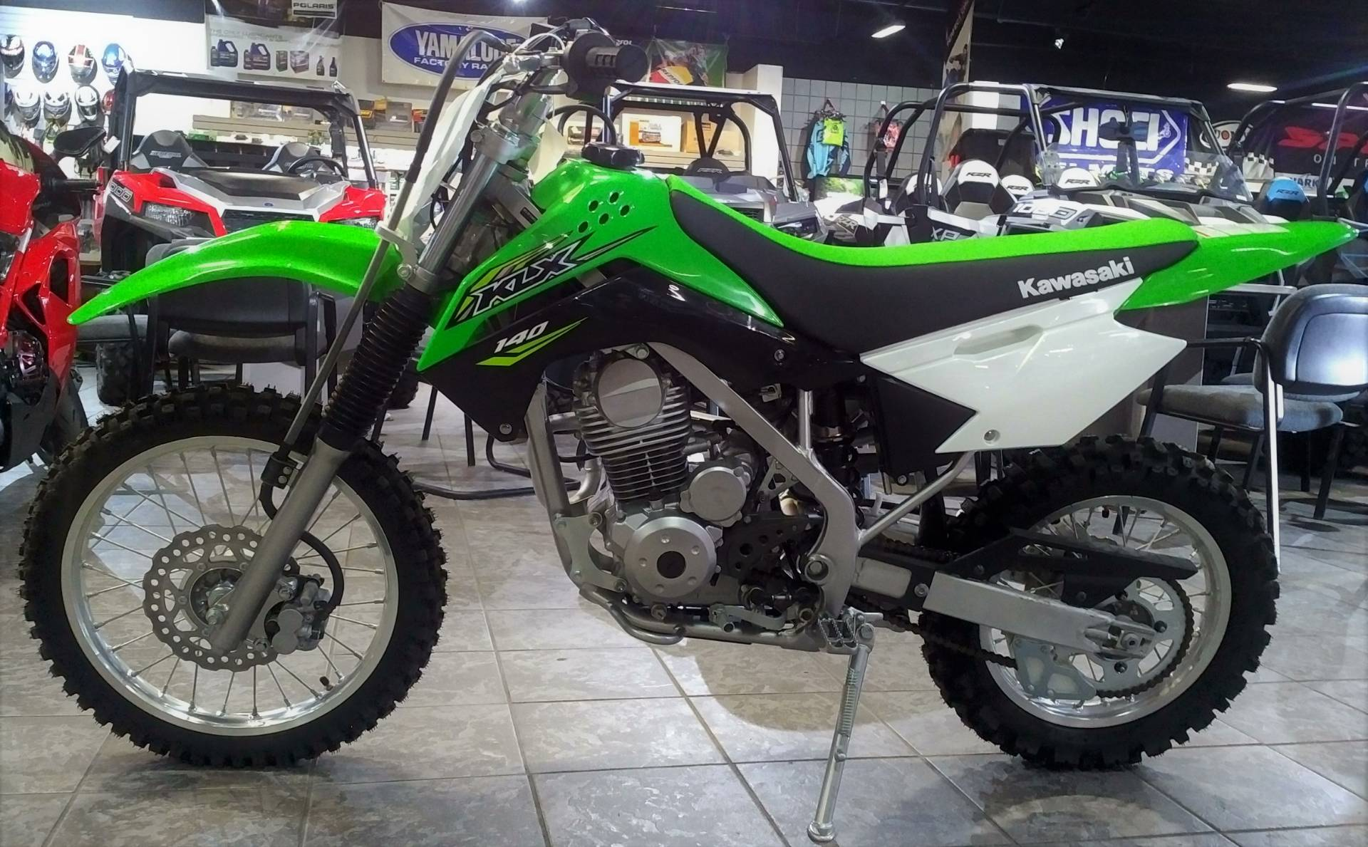 2018 Kawasaki KLX 140 in Salinas, California - Photo 3