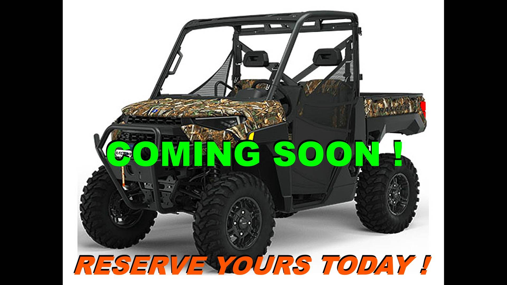 2021 Polaris RANGER XP 1000 BIG GAME EDITION in Salinas, California - Photo 1