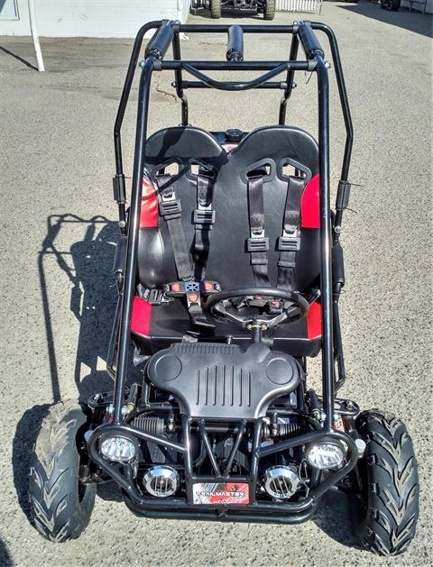 2020 TRAILMASTER MINI XRX/R in Salinas, California - Photo 5