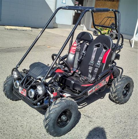 2020 TRAILMASTER MINI XRX/R in Salinas, California - Photo 6