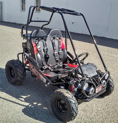 2020 TRAILMASTER MINI XRX/R in Salinas, California - Photo 4