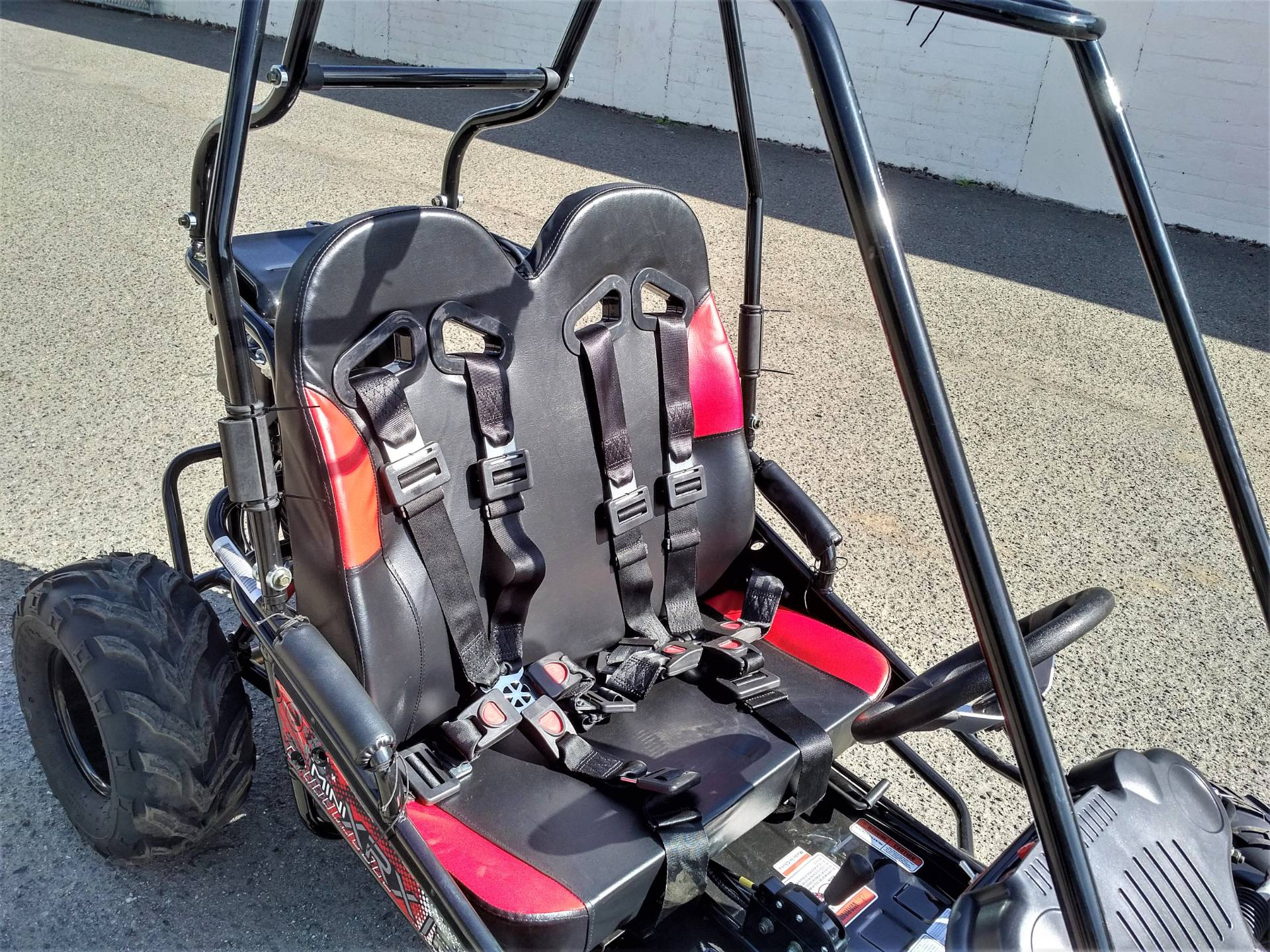 2020 TRAILMASTER MINI XRX/R in Salinas, California - Photo 10