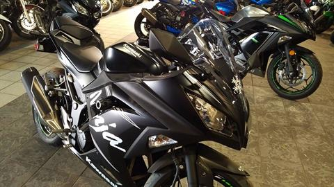 2017 Kawasaki Ninja 300 ABS Winter Test Edition in Salinas, California