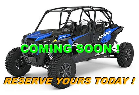 2021 Polaris RZR Turbo S 4 Velocity in Salinas, California - Photo 1