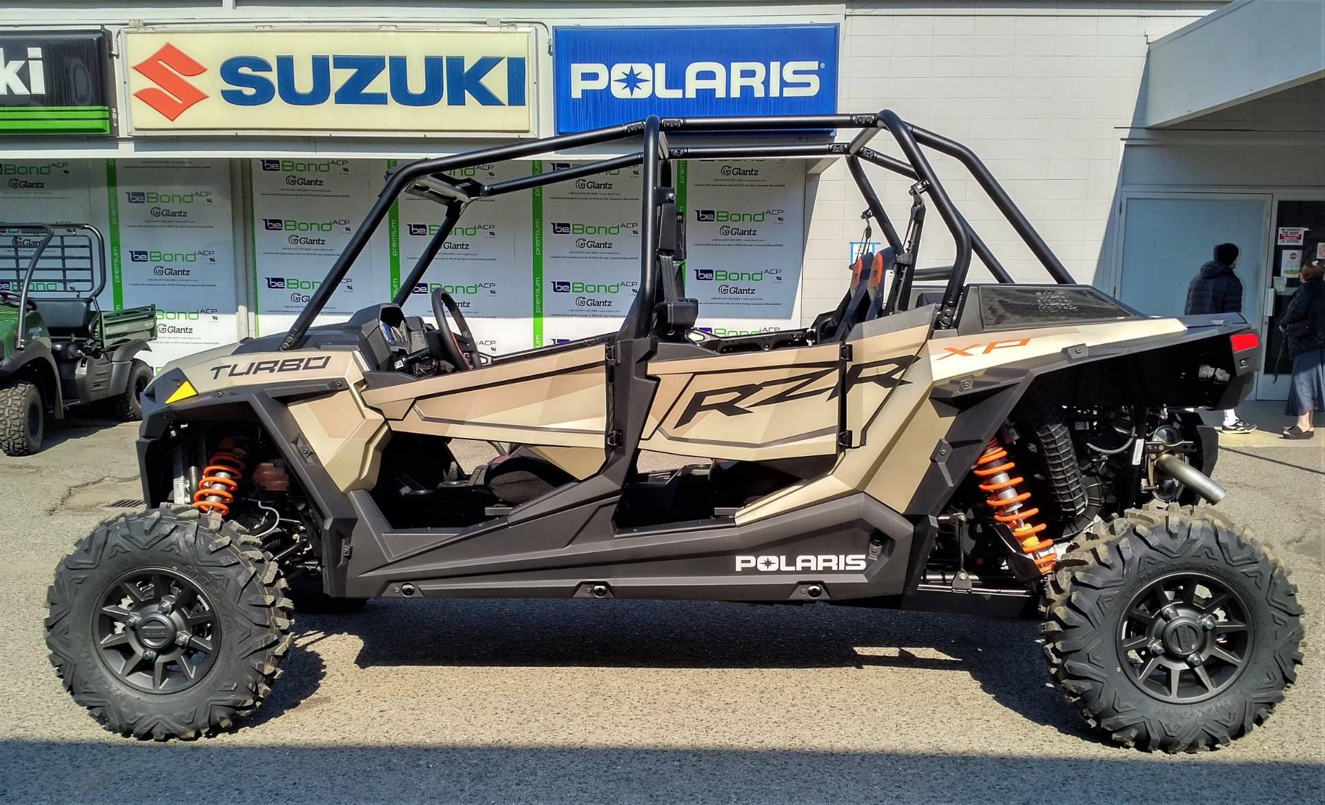 2021 Polaris RZR XP 4 Turbo in Salinas, California - Photo 3