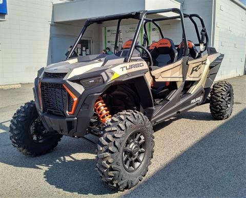 2021 Polaris RZR XP 4 Turbo in Salinas, California - Photo 4