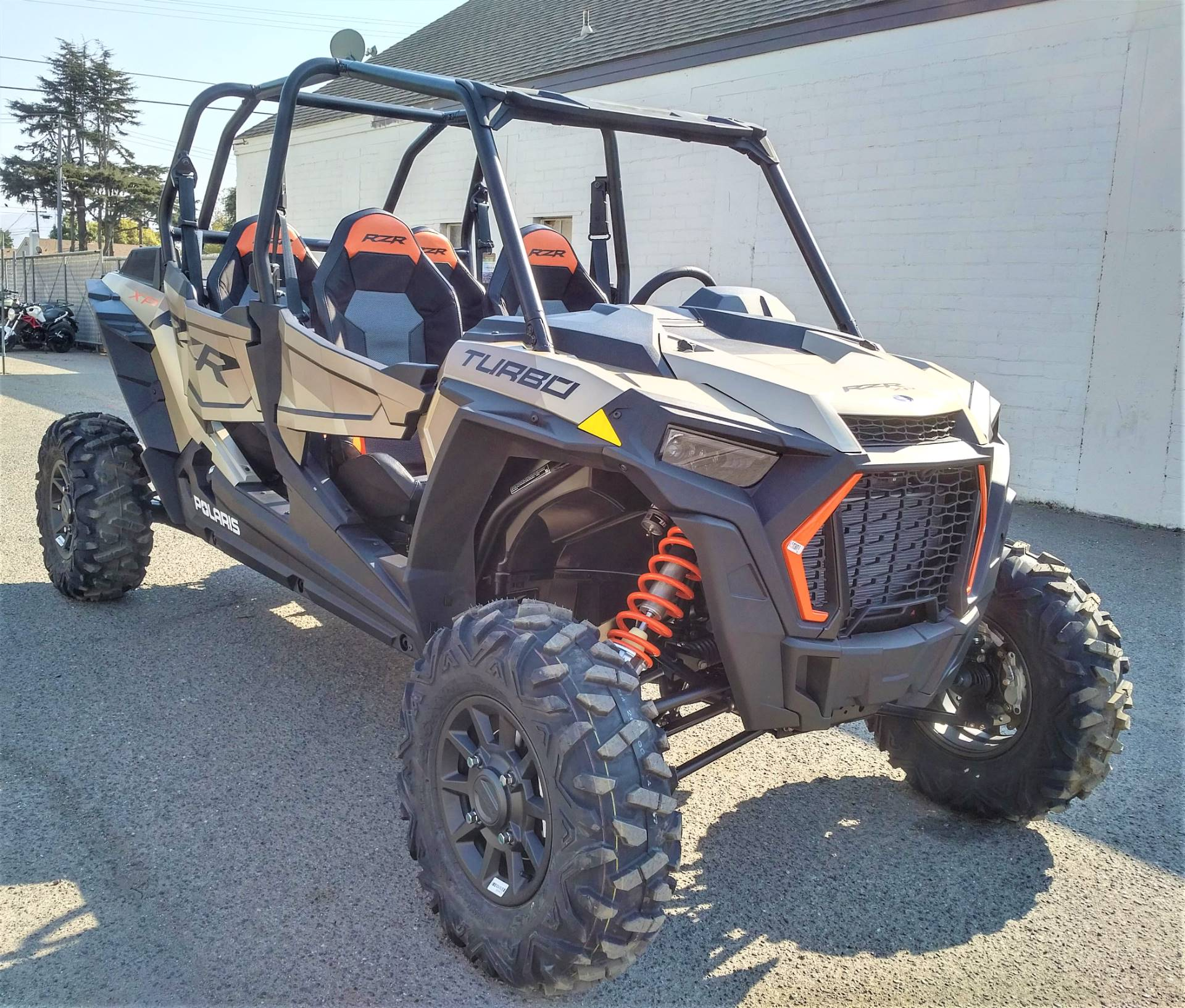 2021 Polaris RZR XP 4 Turbo in Salinas, California - Photo 6