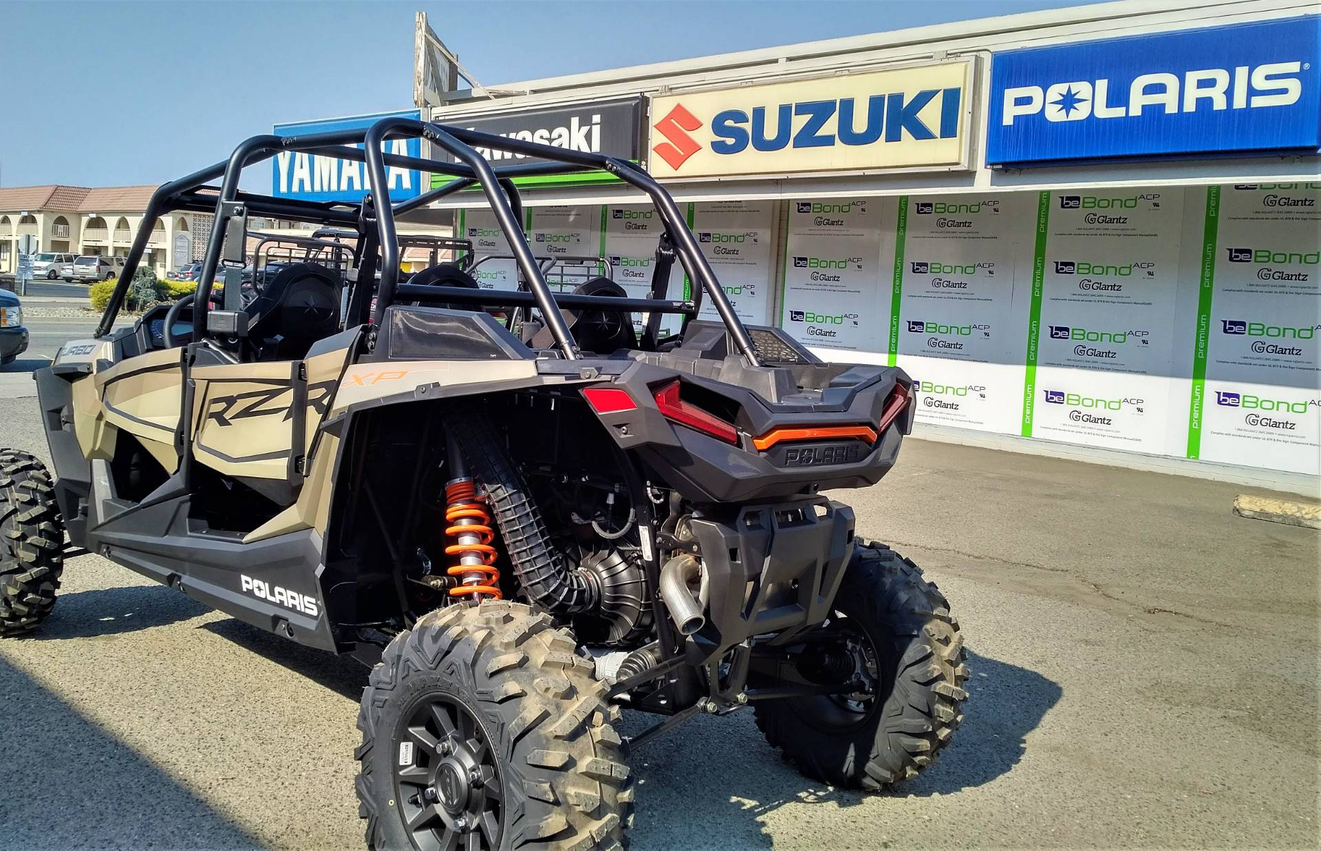 2021 Polaris RZR XP 4 Turbo in Salinas, California - Photo 11