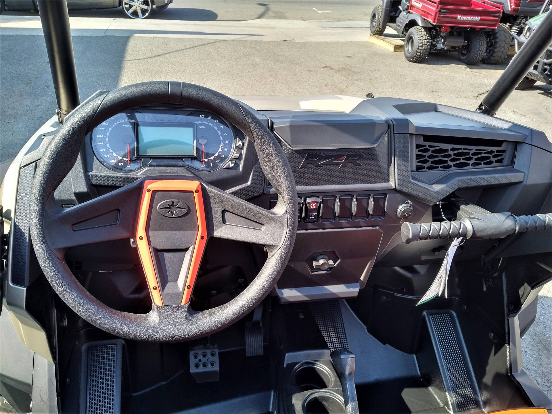 2021 Polaris RZR XP 4 Turbo in Salinas, California - Photo 14