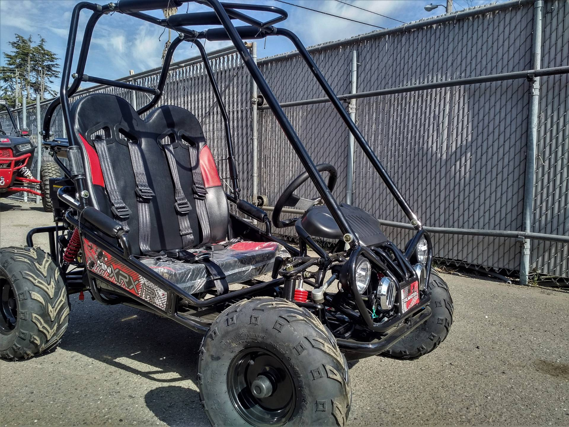2019 TRAILMASTER MINI XRX/R+ in Salinas, California - Photo 4