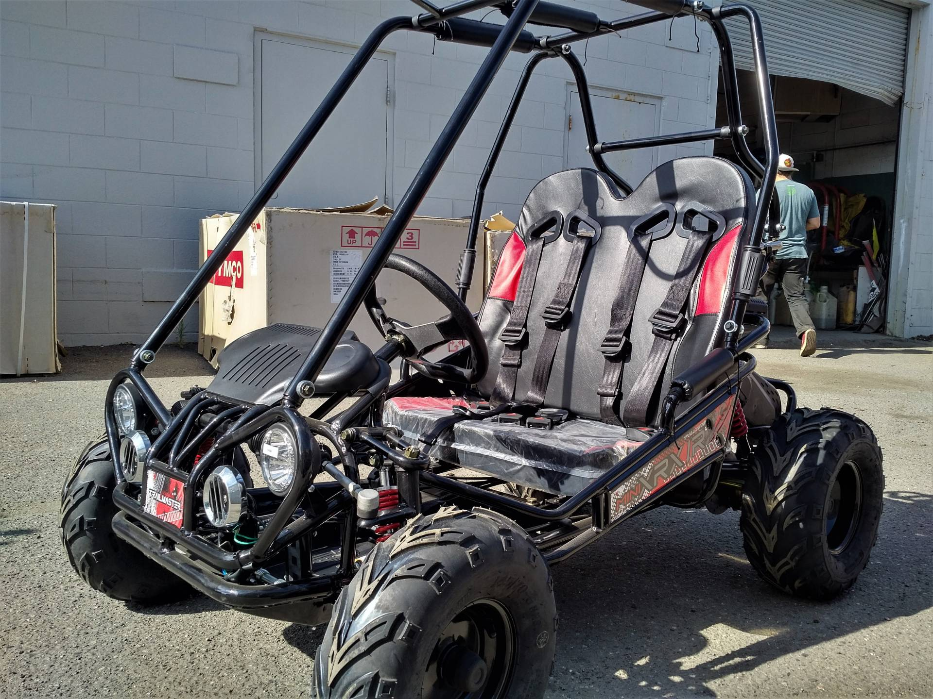 2019 TRAILMASTER MINI XRX/R+ in Salinas, California - Photo 6