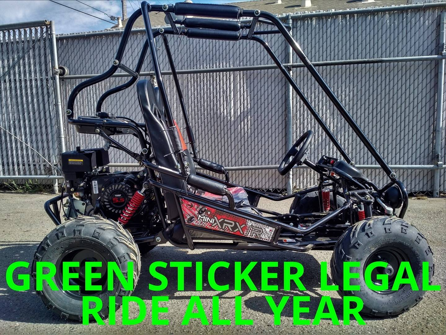 2019 TRAILMASTER MINI XRX/R+ in Salinas, California - Photo 1