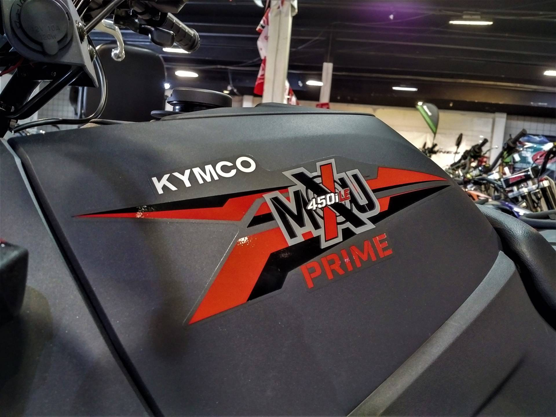2019 Kymco MXU 450i LE Prime in Salinas, California - Photo 11