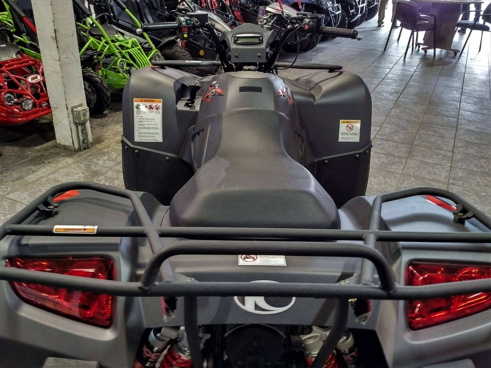 2019 Kymco MXU 450i LE Prime in Salinas, California - Photo 13