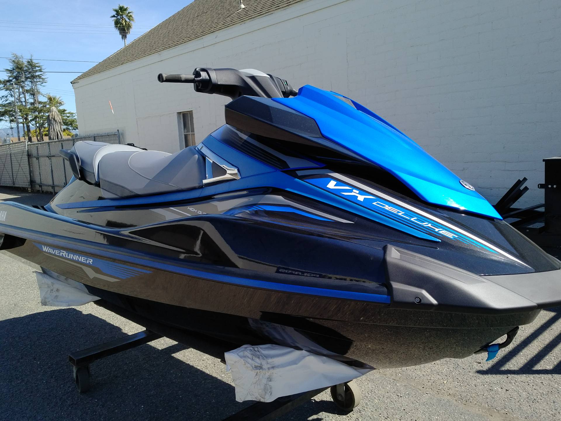 2018 Yamaha VX Deluxe for sale 138542