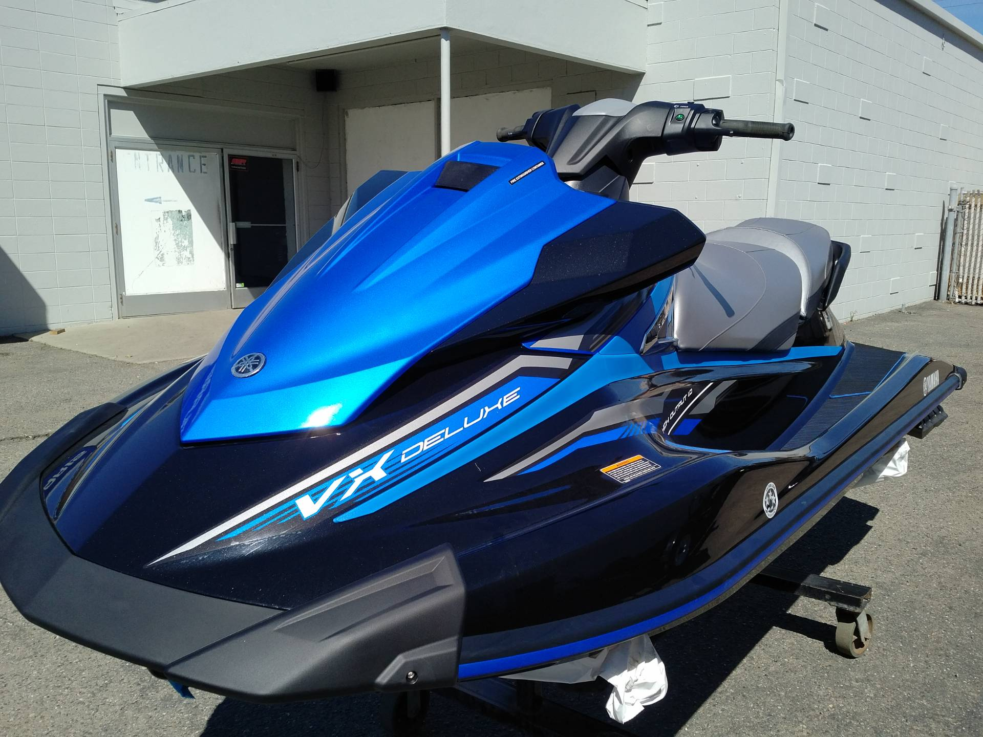 2018 Yamaha VX Deluxe in Salinas, California
