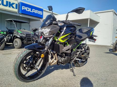 2020 Kawasaki Z400 ABS in Salinas, California - Photo 6