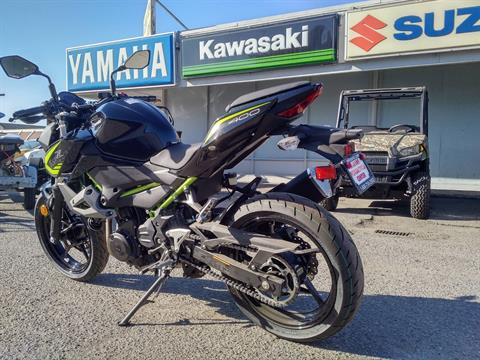 2020 Kawasaki Z400 ABS in Salinas, California - Photo 7