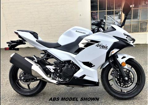 2020 Kawasaki Ninja 400 in Salinas, California - Photo 1