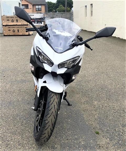2020 Kawasaki Ninja 400 in Salinas, California - Photo 4