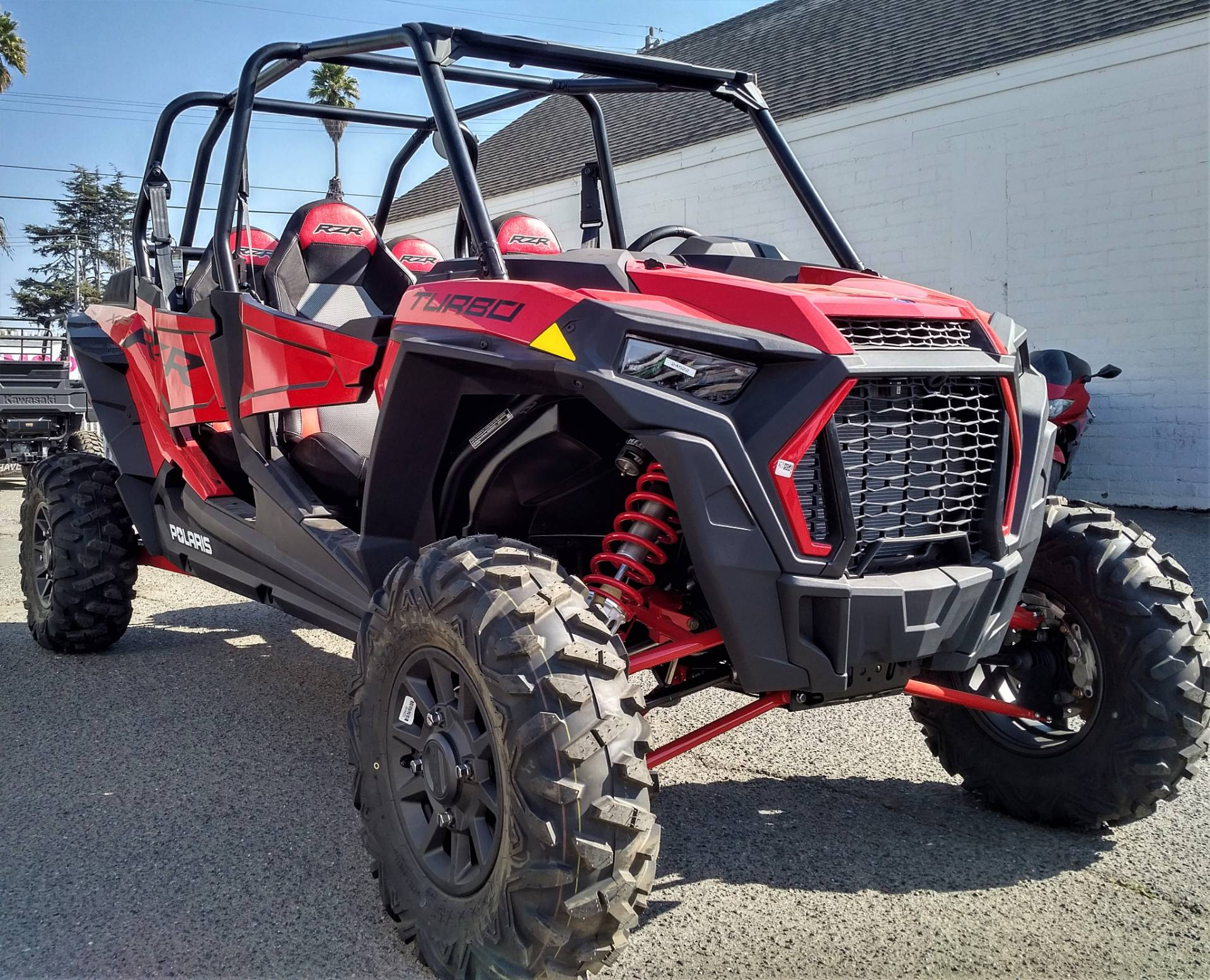 2020 Polaris RZR XP 4 Turbo in Salinas, California - Photo 4
