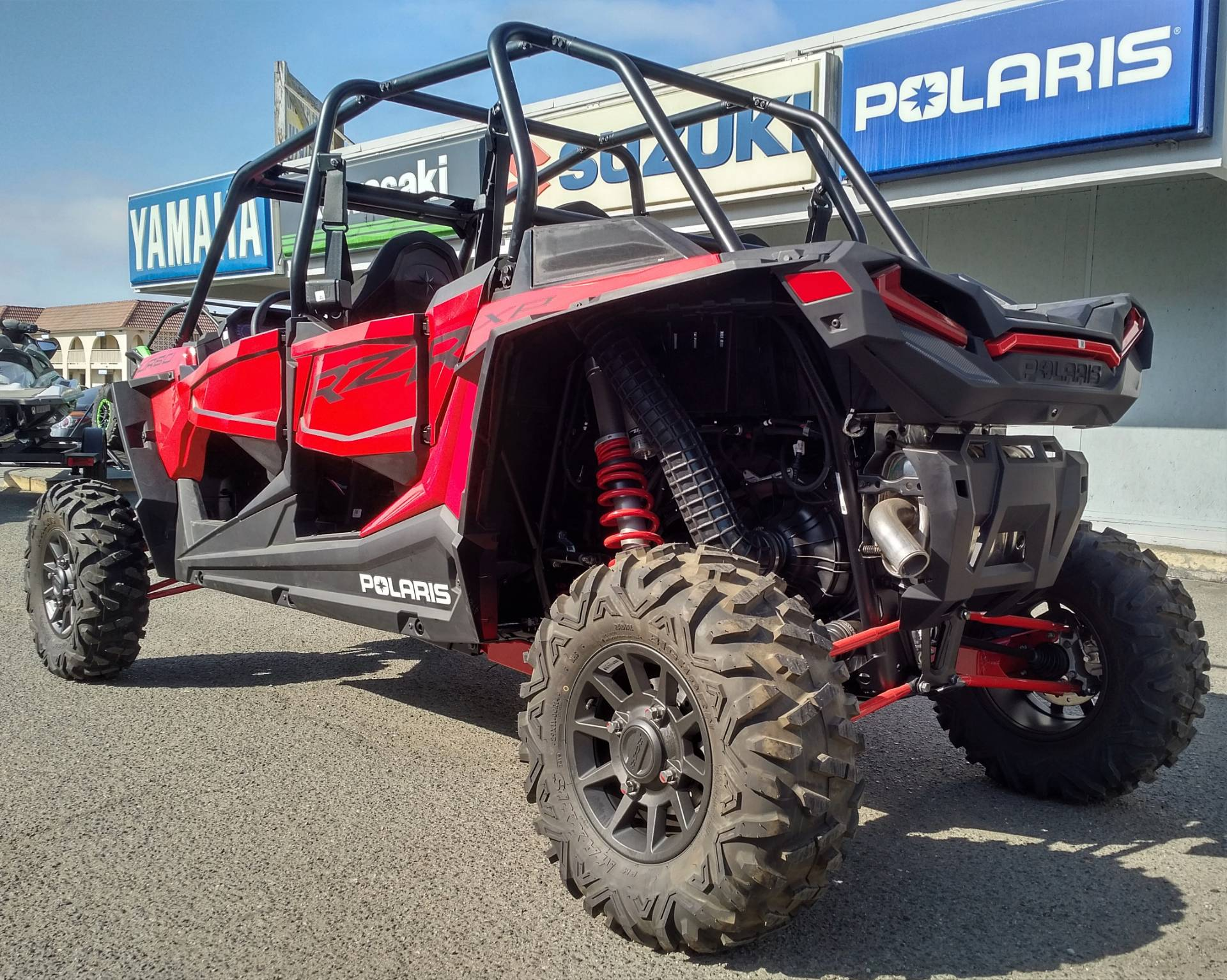 2020 Polaris RZR XP 4 Turbo in Salinas, California - Photo 9