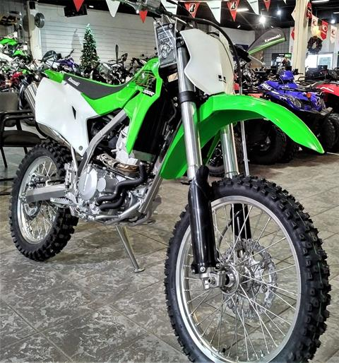 2020 Kawasaki KLX 300R in Salinas, California - Photo 4