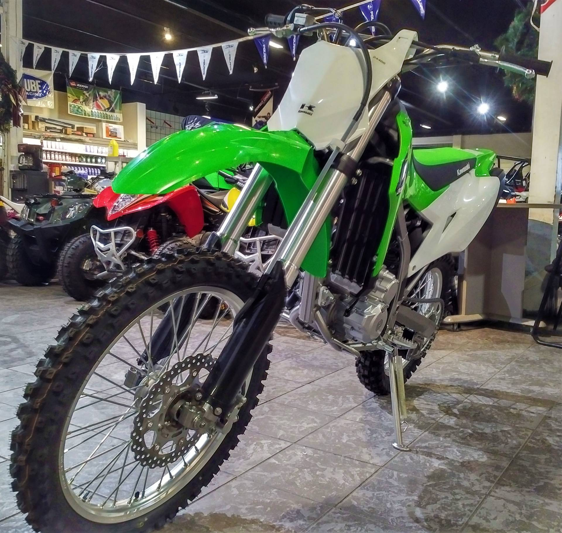 2020 Kawasaki KLX 300R in Salinas, California - Photo 6