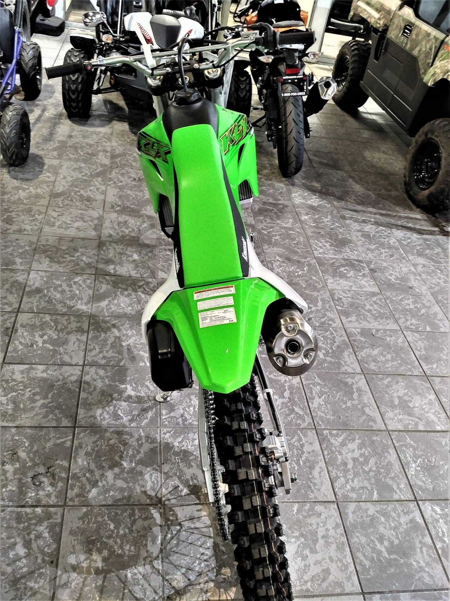 2020 Kawasaki KLX 300R in Salinas, California - Photo 8