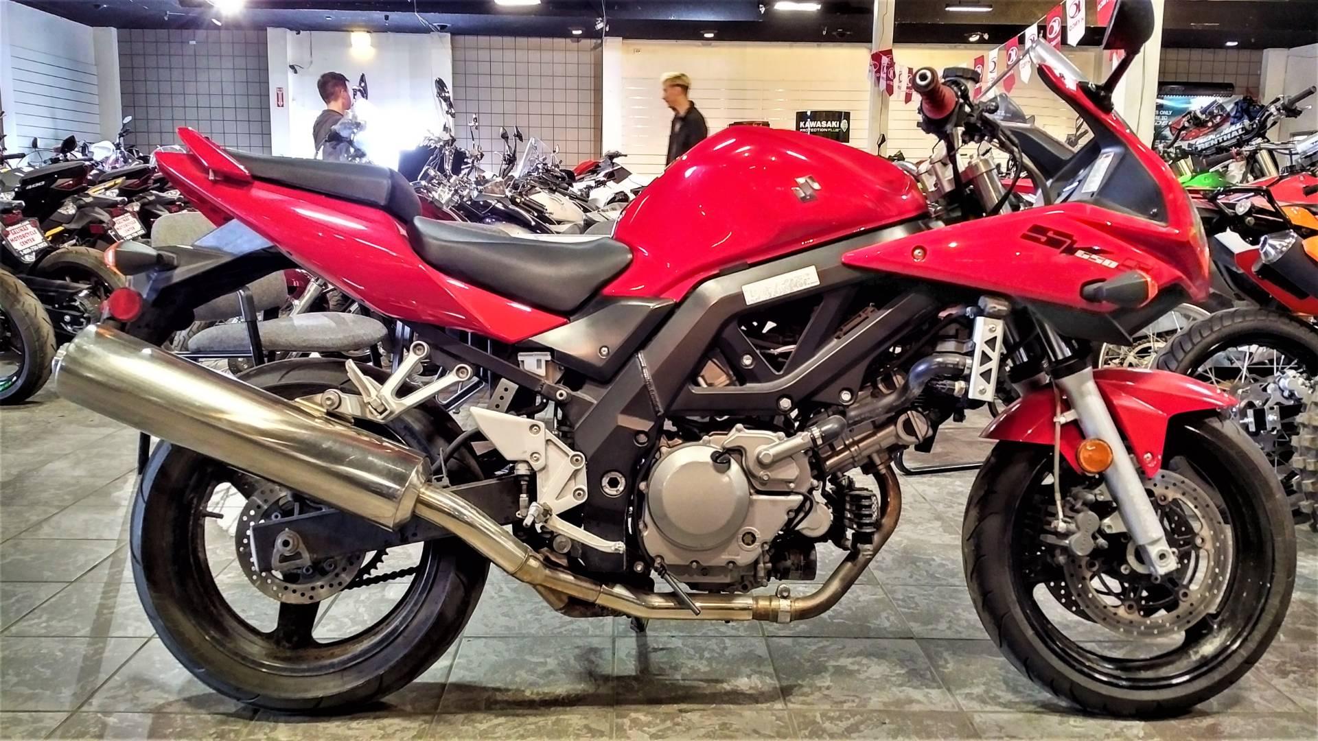 2006 Suzuki SV650S for sale 54002