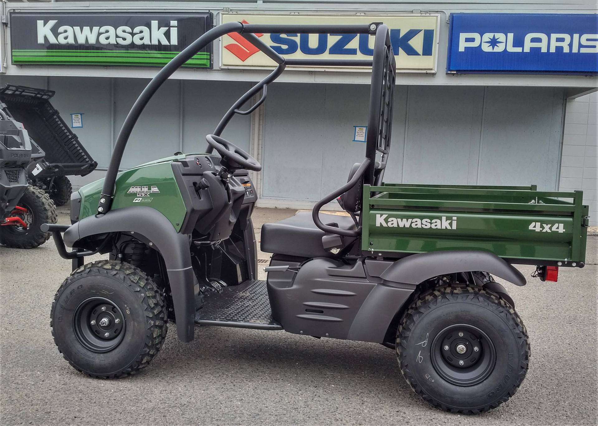 2021 Kawasaki Mule SX 4x4 FI in Salinas, California - Photo 3
