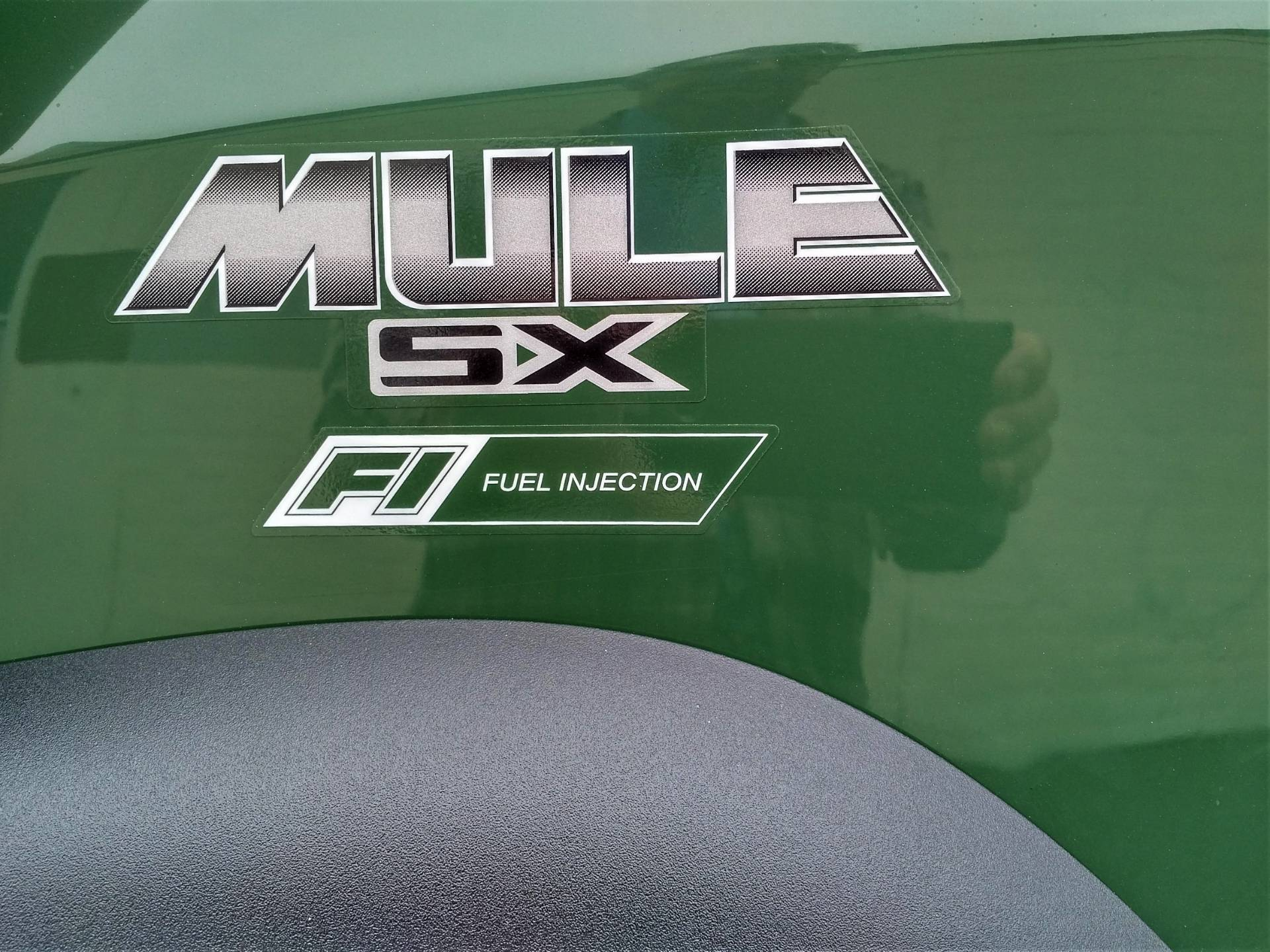 2021 Kawasaki Mule SX 4x4 FI in Salinas, California - Photo 4