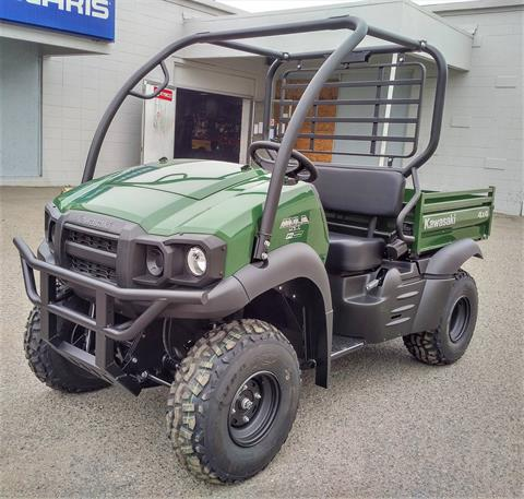 2021 Kawasaki Mule SX 4x4 FI in Salinas, California - Photo 5