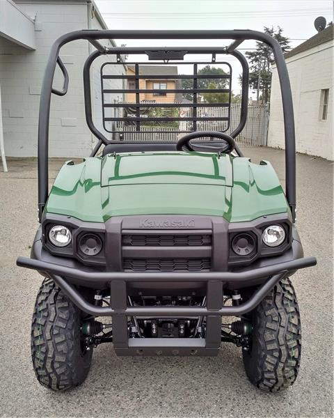2021 Kawasaki Mule SX 4x4 FI in Salinas, California - Photo 6