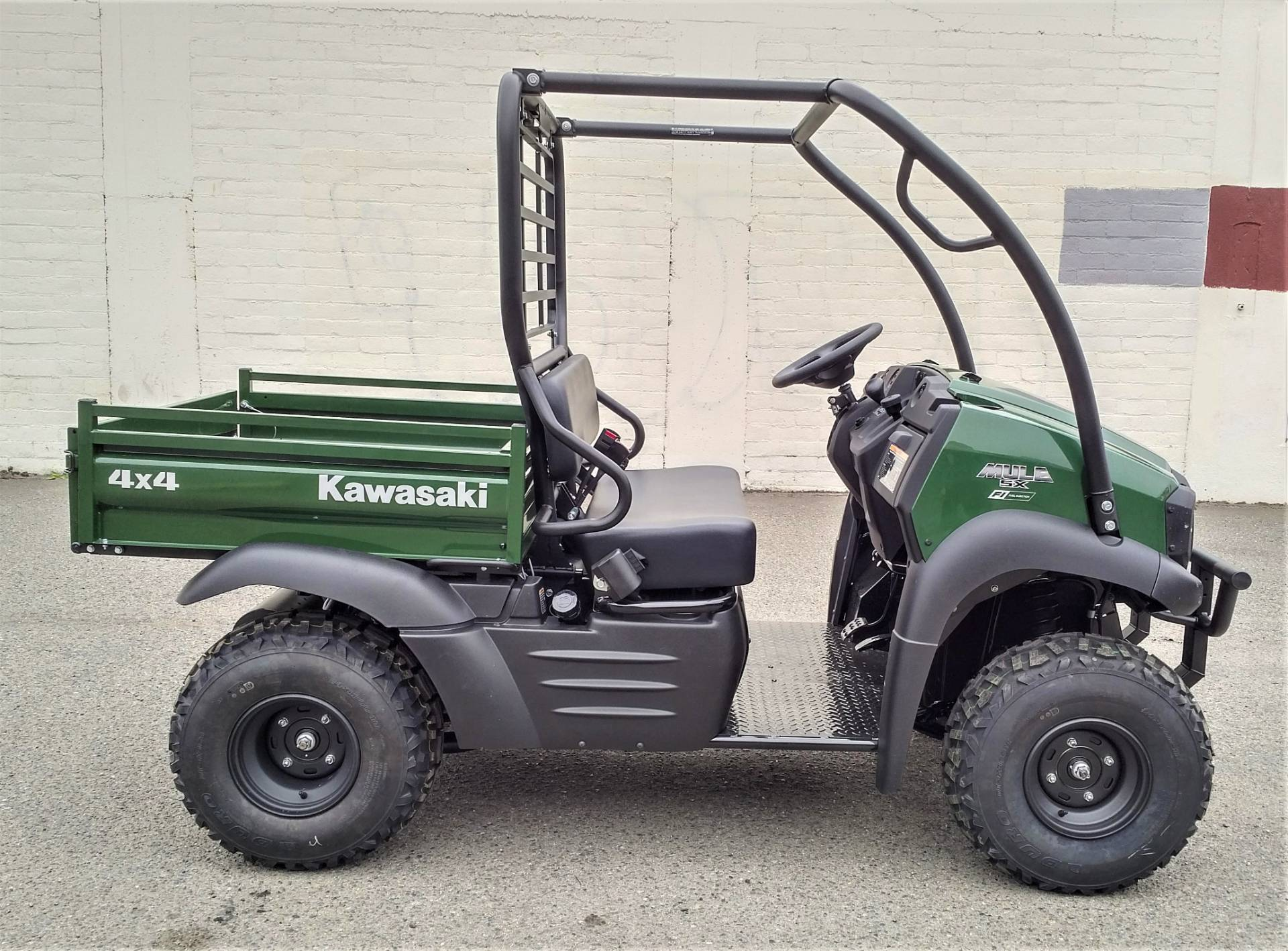 2021 Kawasaki Mule SX 4x4 FI in Salinas, California - Photo 8