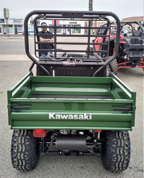 2021 Kawasaki Mule SX 4x4 FI in Salinas, California - Photo 10