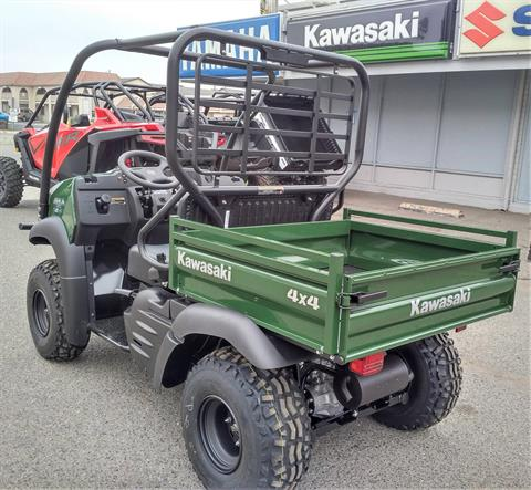 2021 Kawasaki Mule SX 4x4 FI in Salinas, California - Photo 11