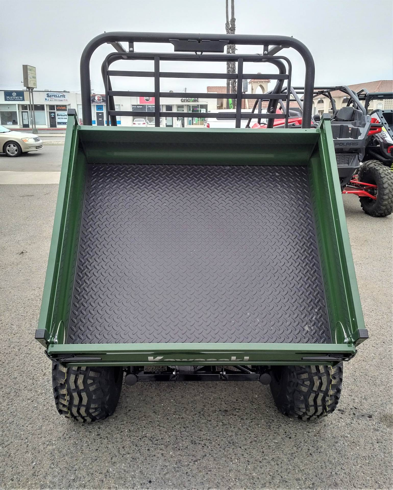 2021 Kawasaki Mule SX 4x4 FI in Salinas, California - Photo 16