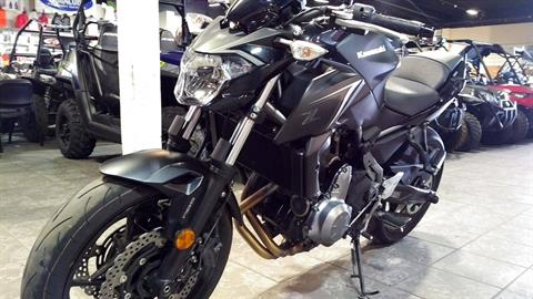 2017 Kawasaki Z650 ABS in Salinas, California