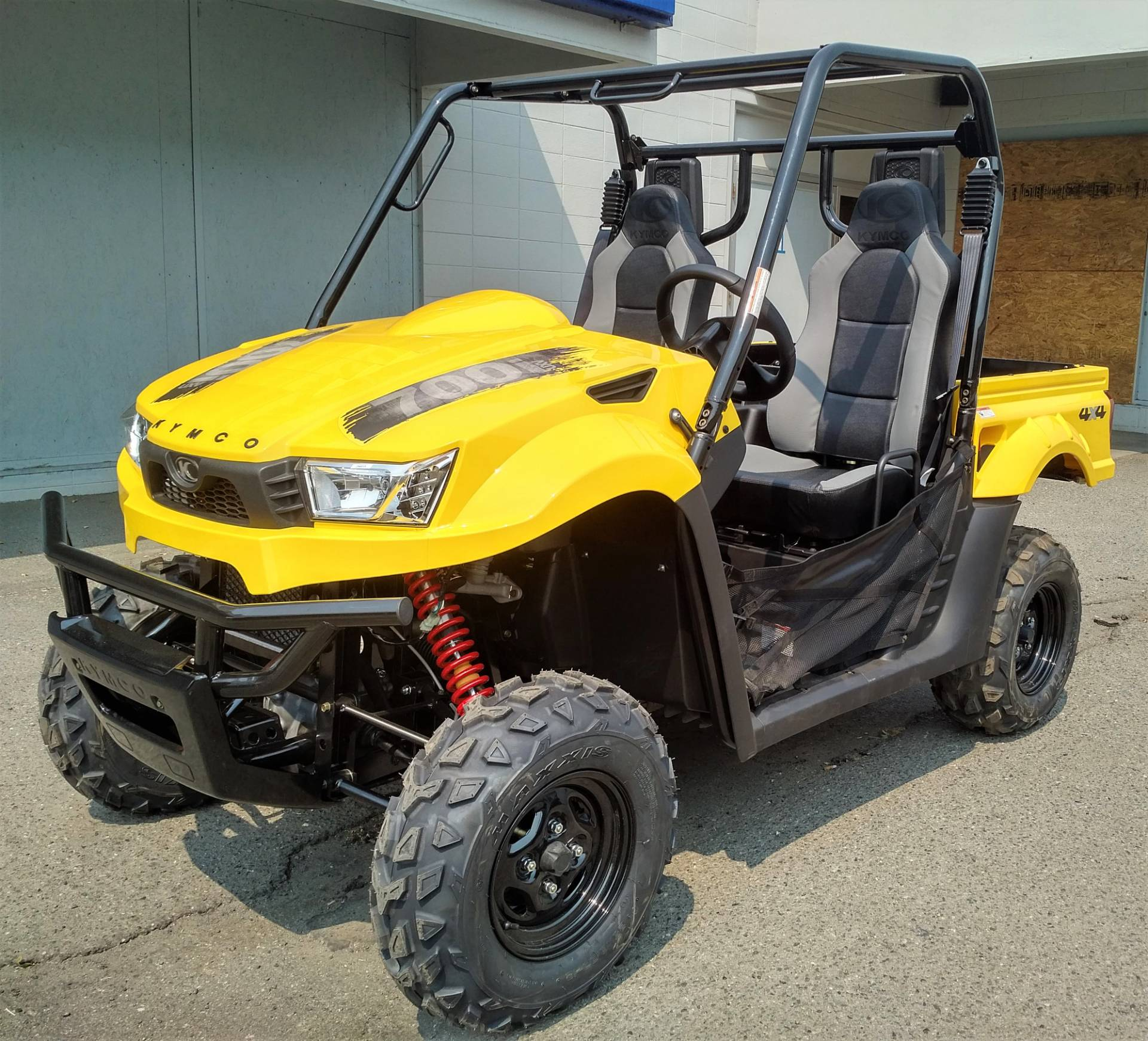 2020 Kymco UXV 700i in Salinas, California - Photo 6