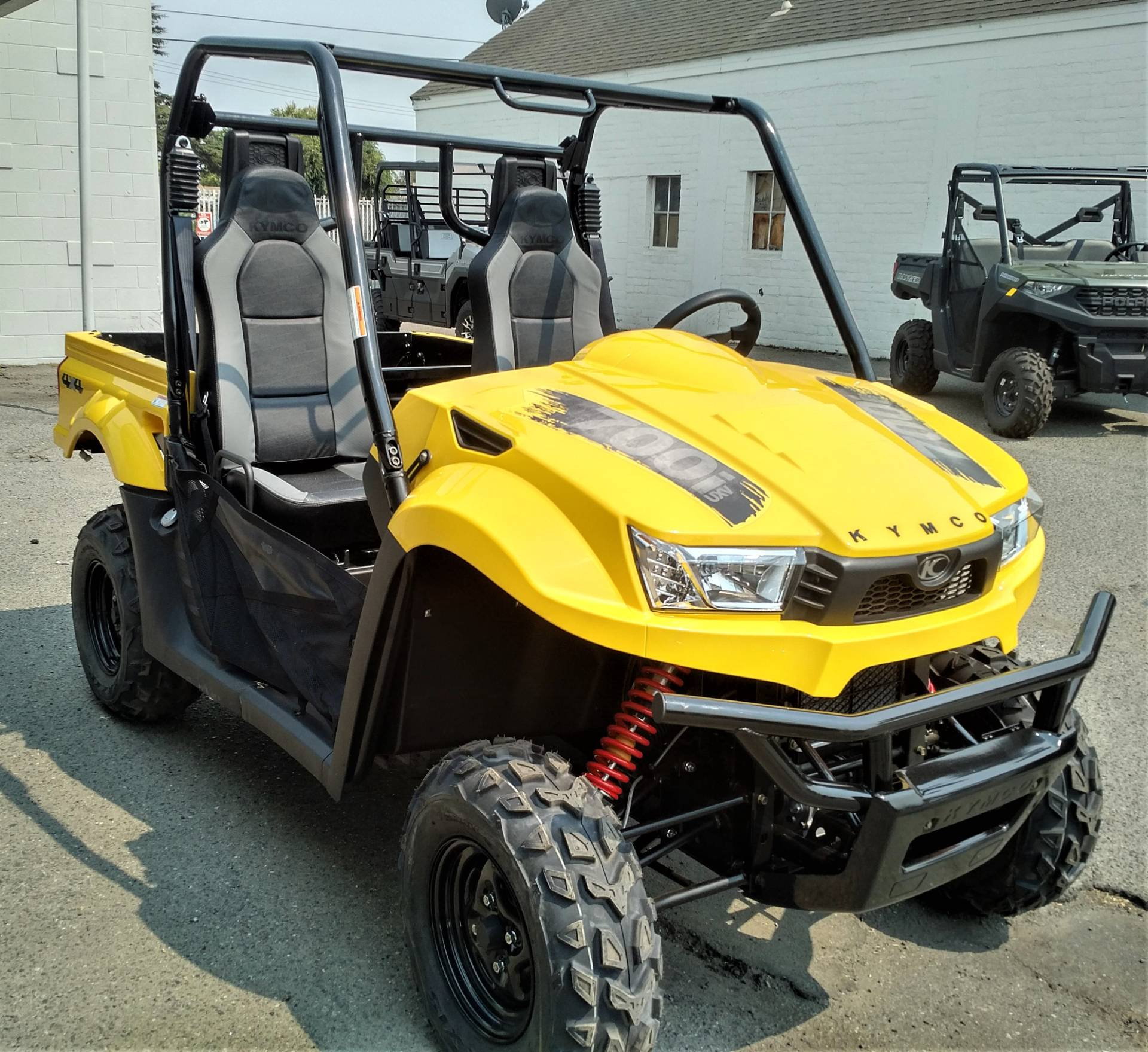 2020 Kymco UXV 700i in Salinas, California - Photo 4