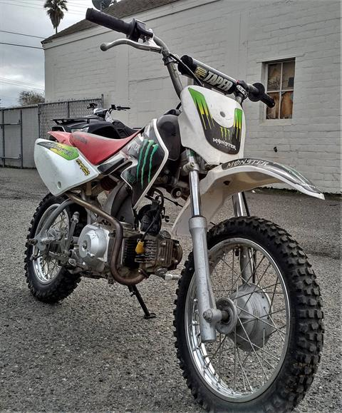 2008 Honda CRF®70F in Salinas, California - Photo 4