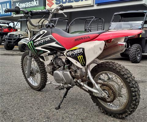 2008 Honda CRF®70F in Salinas, California - Photo 8