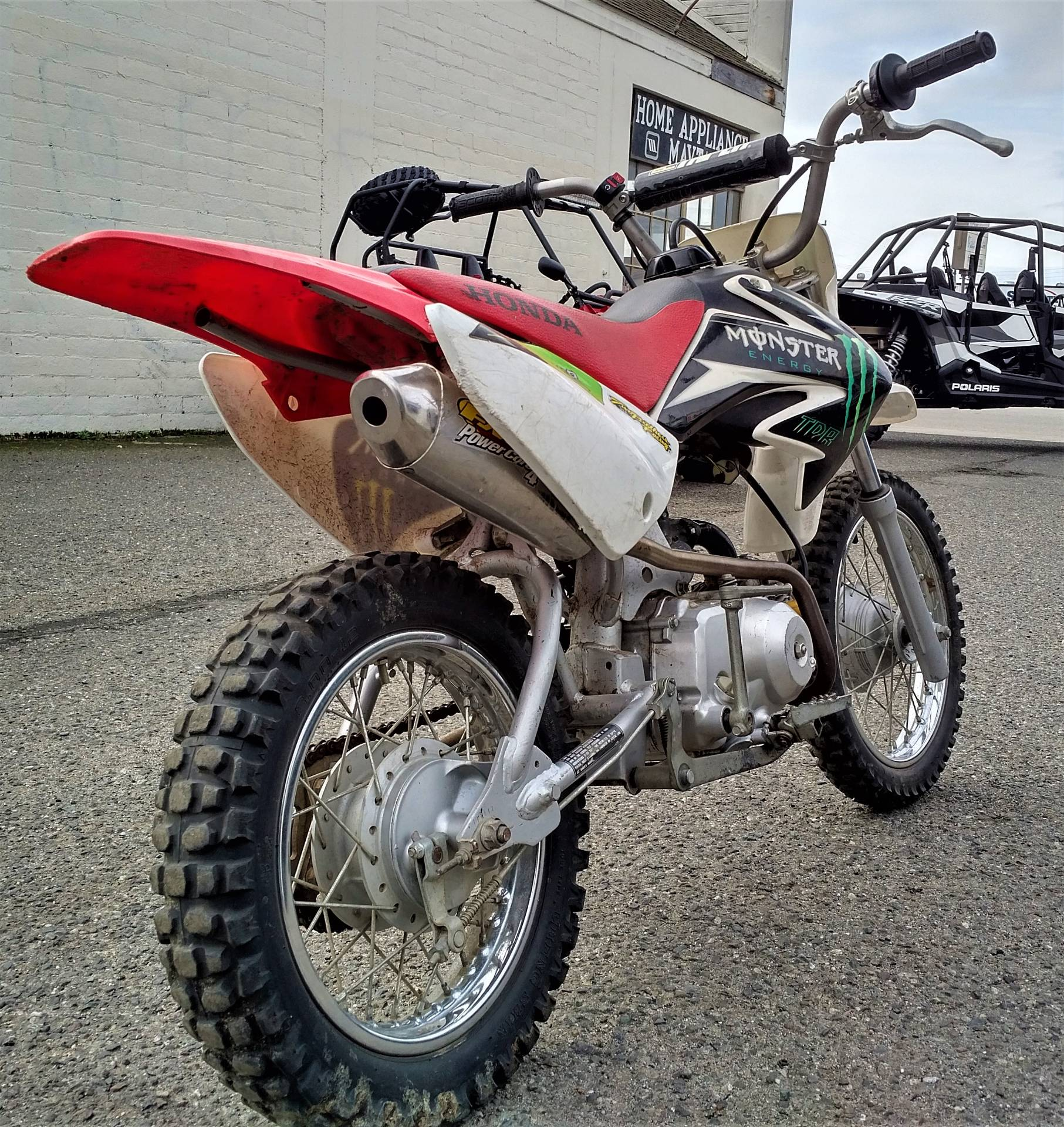 2008 Honda CRF®70F in Salinas, California - Photo 10
