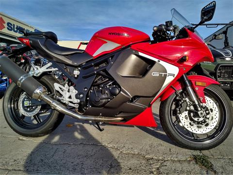 2015 Hyosung GT650R in Salinas, California