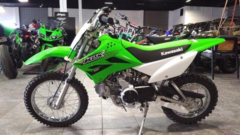 2017 Kawasaki KLX110 in Salinas, California